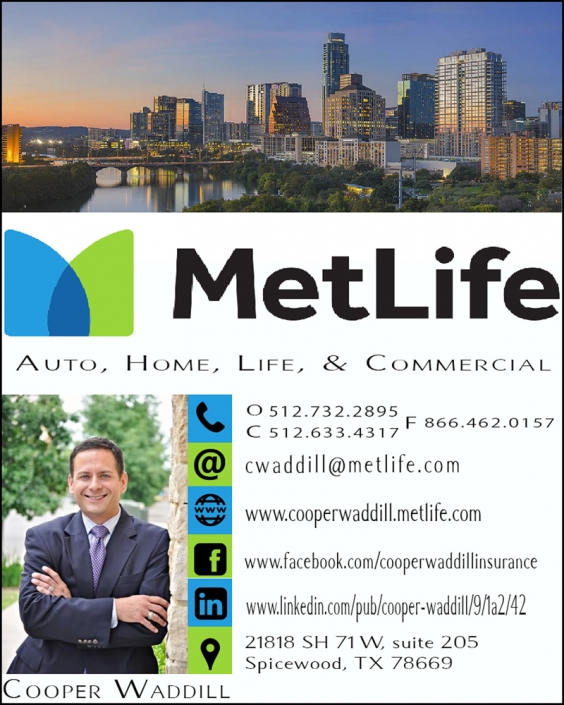 cooper waddill metlife insurance