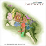Sweetwater HOA sections map