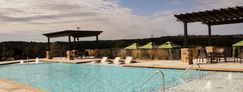 Overlook pool