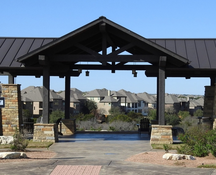 Sweetwater open air pavilion