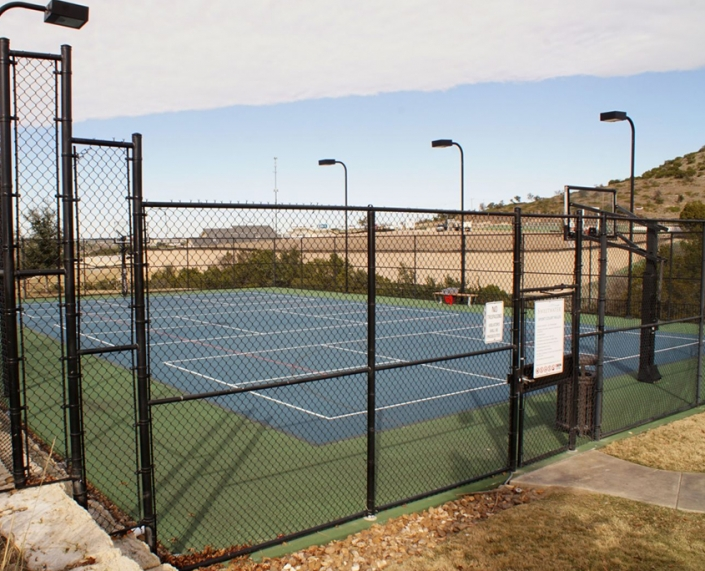 sweetwater sportcourts at the clubhouse