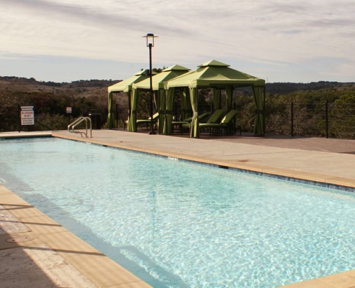 sweetwater overlook club lap pool