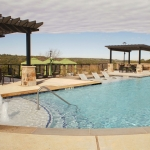 sweetwater pool at overlook club