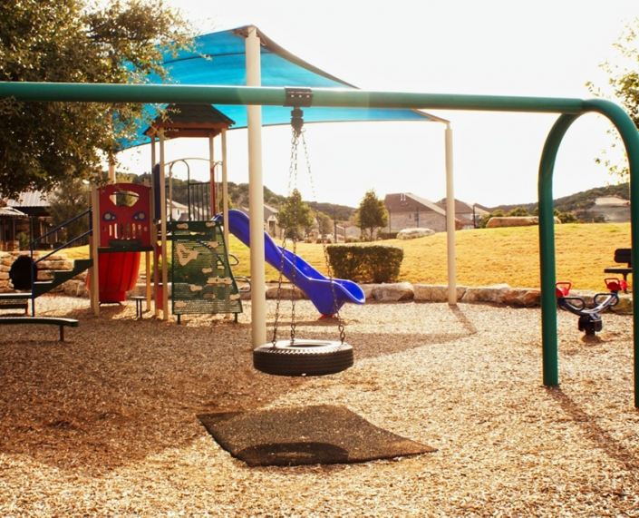 Sweetwater playscape at the clubhouse