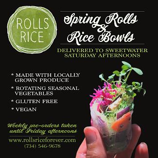 rolls rice forever