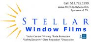 Stellar Window Films