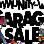 Community-Wide Garage Sale